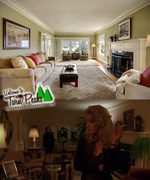 Comparaison salon Twin Peaks