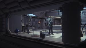 Crew Expendable - Alien : Isolation