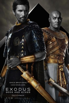 Exodus Gods and Kings - affiche