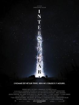 Interstellar - affiche française