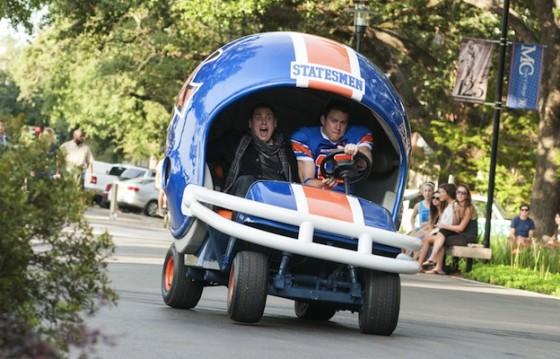 Jonah Hill et Channing Tatum – 22 Jump Street / © Sony Pictures