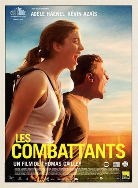 Les Combattants de Thomas Cailley - affiche