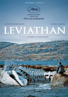Leviathan de Andreï Zviaguintsev - affiche