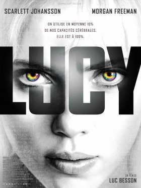 Lucy - affiche