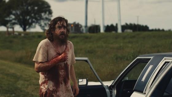 Macon Blair dans Blue Ruin de Jeremy Saulnier / Photo  Wild Side Films / Le Pacte