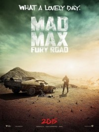 Mad Max Fury Road - affiche teaser