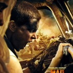 Mad Max Fury Road - poster Charlize Theron