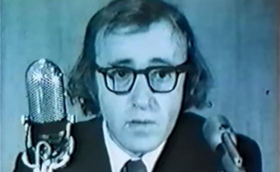 court métrage inédit Men of Crisis - The Harvey Wallinger Story de Woody Allen