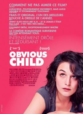 Obvious Child de Gillian Robespierre - affiche