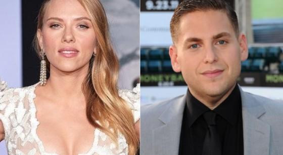 Scarlett Johansson et Jonah Hill en négociations pour Hail Caesar