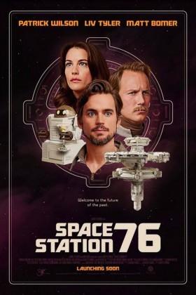 Space Station 76 de Jack Plotnick - affiche