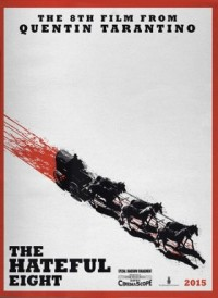 The Hateful Eight - poster teaser