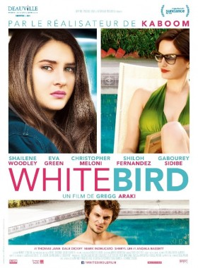 White Bird de Gregg Araki - affiche francaise