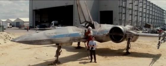 X-Wing - JJ Abrams - Star Wars 7