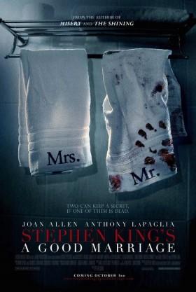 A Good Marriage de Peter Askin - affiche US