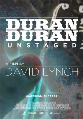 Duran Duran Unstaged - affiche