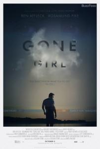 Gone Girl de David Fincher - poster2
