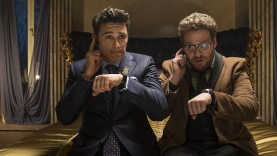 James Franco et Seth Rogen dans The Interview de Seth Rogen et Evan Goldberg - Photo Sony Pictures