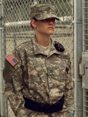 Kristen Stewart dans Camp X-Ray