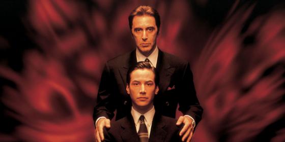 L'Associé du Diable (The Devil's Advocate) de Taylor Hackford avec Al Pacino et Keanu Reeves