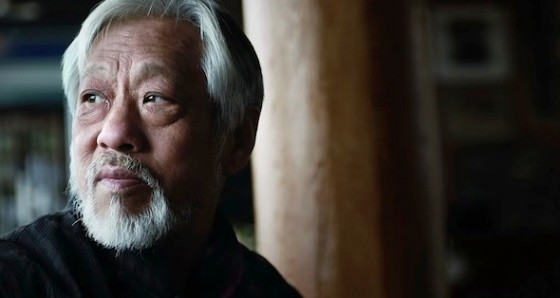 Li Xianting, organisateur du festival du film independant de Pekin