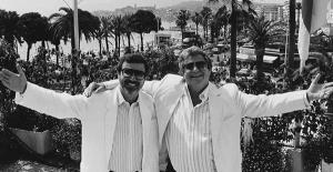 Menahem Golan et Yoram Globus
