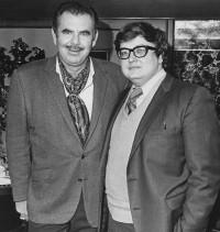 Russ Meyer et Roger Ebert