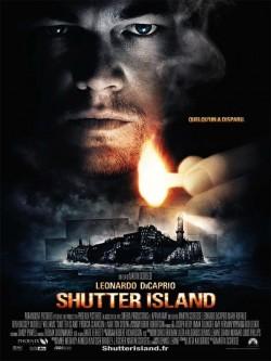 Shutter Island - affiche francaise