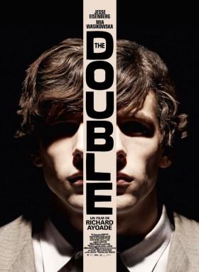 The Double de Richard Ayoade - affiche