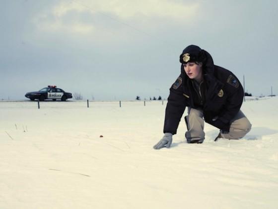Allison Tolman dans la serie Fargo sur FX Network