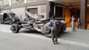 Batmobile - Batman v Superman Dawn of Justice