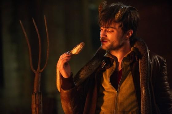 Daniel Radcliffe dans Horns de Alexandre Aja