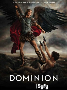 Dominion sur Syfy - poster