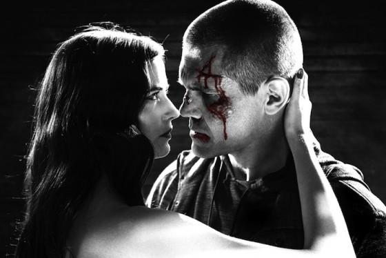 Eva Green, Josh Brolin dans Sin City Jai tue pour elle