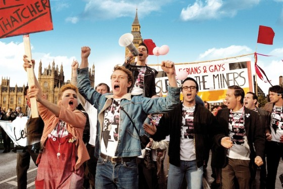 George Mackay dans Pride de Matthew Warchus - Pathe Distribution