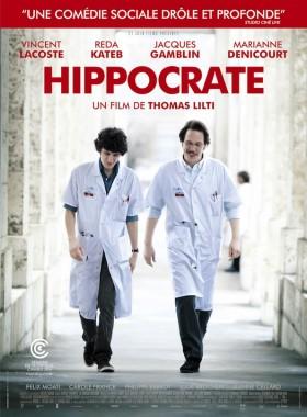 Hippocrate de Thomas Lilti - affiche
