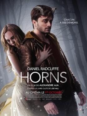 Horns de Alexandre Aja - affiche