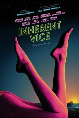 Inherent Vice de Paul Thomas Anderson - affiche
