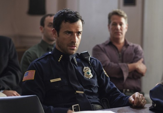 Justin Theroux dans The Leftovers - HBO