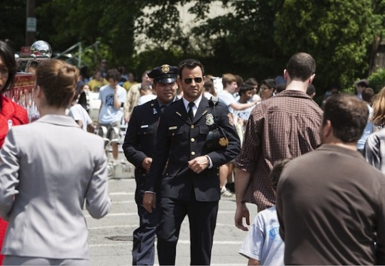 Justin Theroux dans The Leftovers / HBO