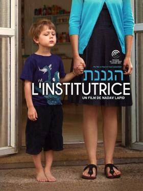 L'Institutrice de Nadav Lapid -affiche
