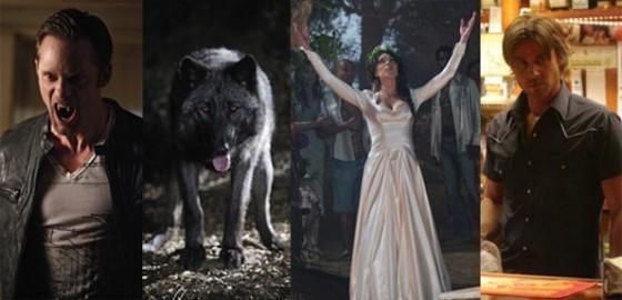 Les créatures dans True Blood - HBO