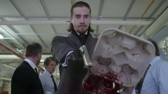 Pal Sverre Valheim Hagen dans Refroidis de Hans Petter Moland - Chrysalis Films