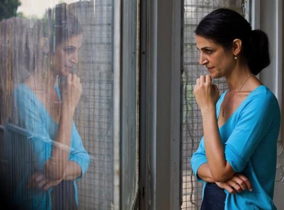 Sarit Larry dans L'institutrice de Nadav Lapid / Haut et Court