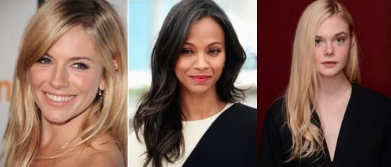 Sienna Miller, Zoé Saldana et Elle Fanning dans Live By Night de Ben Affleck