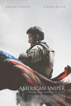 American Sniper de Clint Eastwood - poster