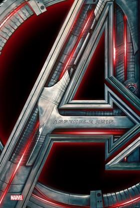 Avengers 2 - L'Ere d'Ultron - affiche teaser