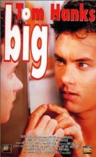 Big poster VHS