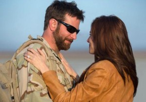 Bradley Cooper dans American Sniper de Clint Eastwood