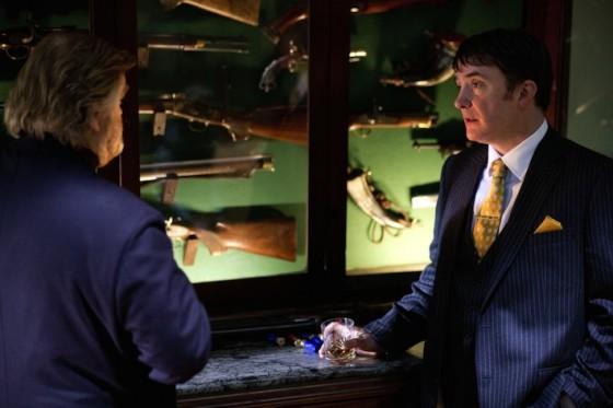 Brendan Gleeson, Dylan Moran dans Calvary de John Michael McDonagh